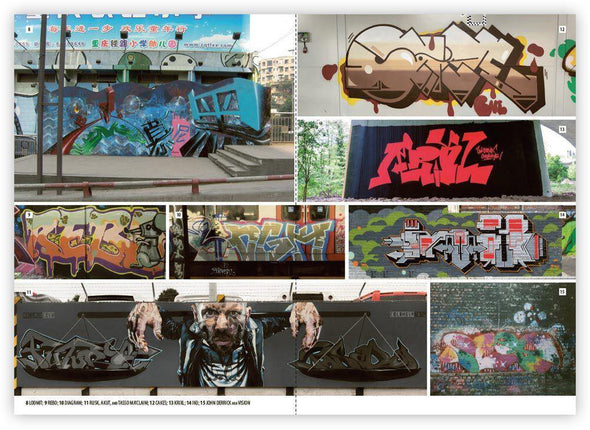 UNTOLD STORIES Inside Graffiti Writing Culture - Crack Kids Lisboa