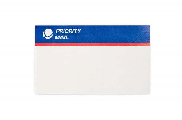 WTF 'Priority Mail' Stickers - Crack Kids Lisboa