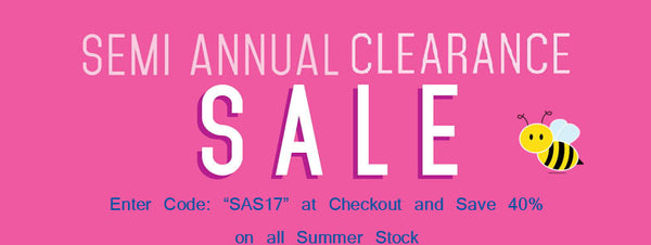 40% off VIP Summer Clearance
