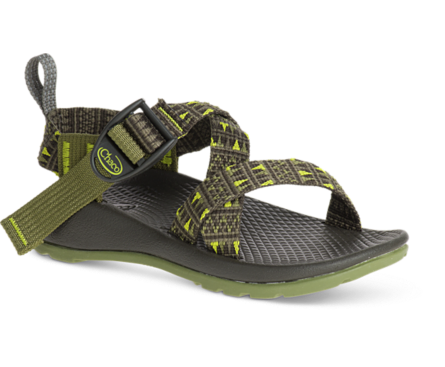 Chaco Kids Ecotread Z/1 Forest Points