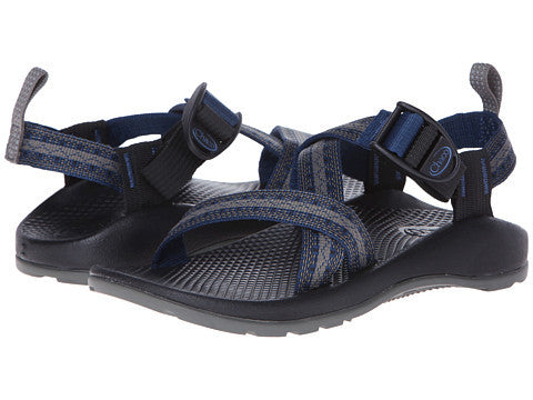 Chaco Kids Ecotread Z/1 Blue Stakes Child Youth Sandal
