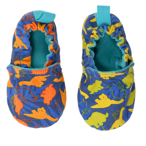 Wee Chooze Roar Crib Shoes by Chooze Shoes