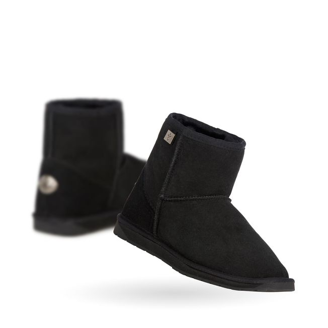 Emu Stinger Mini Womens Platinum Sheepskin boot