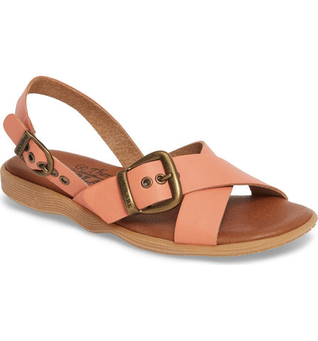 Famolare Summer Daze Sandal in Salmon