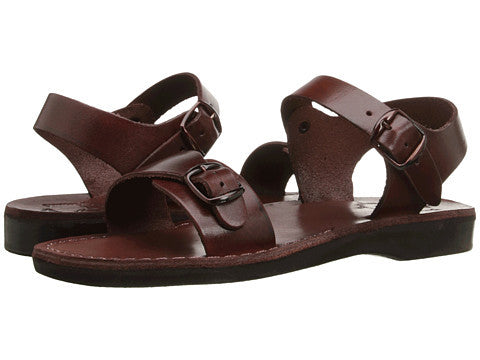 Jerusalem Sandals The Original Brown