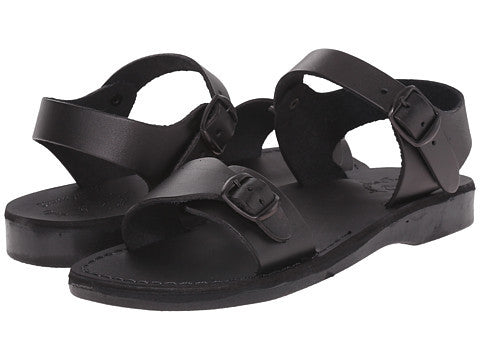 Jerusalem Sandals The Original Black