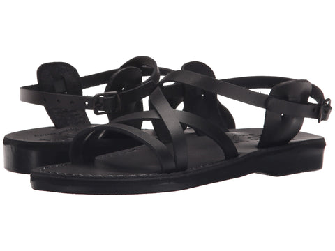 Jerusalem Sandals Kids Tzippora Black