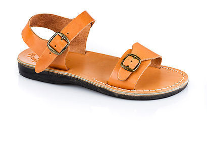 Jerusalem Sandals Women's: The Original (Tan)