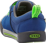 Encanto Sneaker in True Blue and Jasmine Green by Keen for Infant/Toddlers