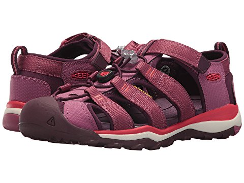 Keen Kids Newport Neo in Red Violet Grape Wine