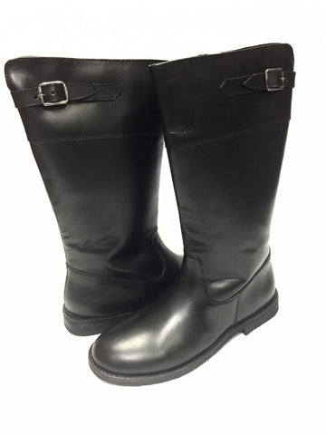 Kepner Scott Marissa Black Riding boot
