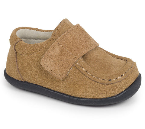 Mason Moccasin Smaller by See Kai Run for Infants and Toddlers in Camel