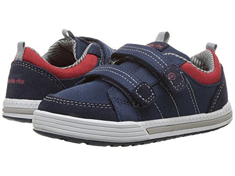Stride Rite: Logan Toddler/Child (Navy)