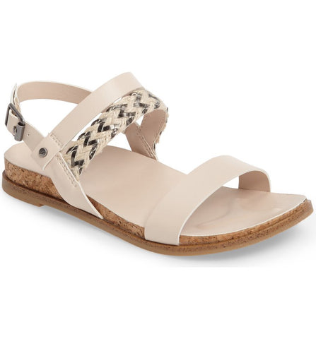 Ugg Kids Jayna Sandal in Canvas