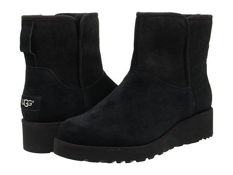 Kristin Womens Water Resistant Boot by Ugg in Black