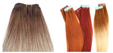 """Cuticle"" vs. ""Remy"" And How TK ""Cuticle"" Hair Is Processed"