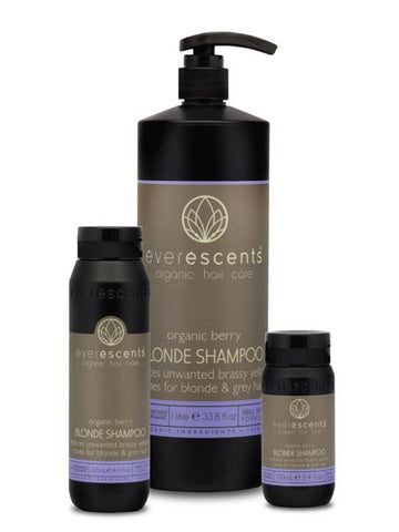EVERESCENTS BERRY BLONDE SHAMPOO