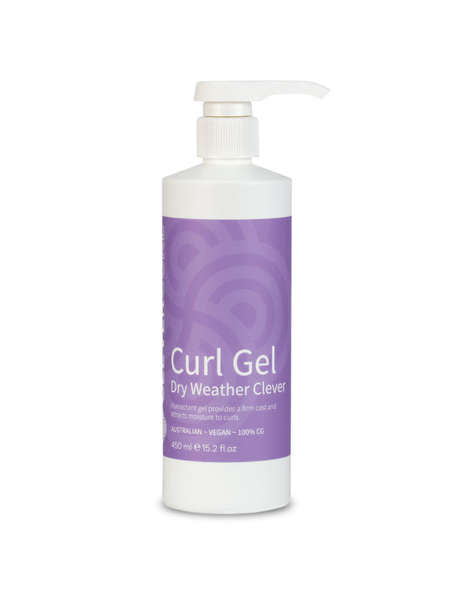CURL GEL DRY WEATHER