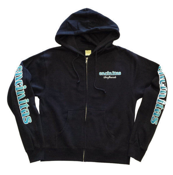 Ladies Zip Icon Hoody
