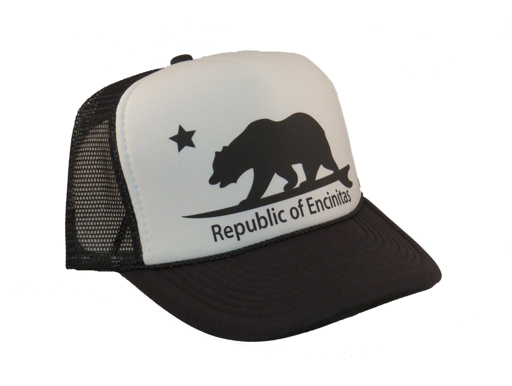 Republic of Encinitas Youth Trucker