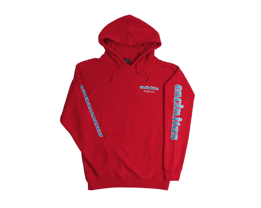 Heavyweight Hooded Pullover