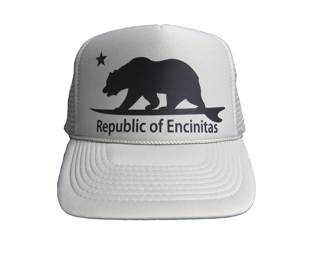Republic of Encinitas Trucker