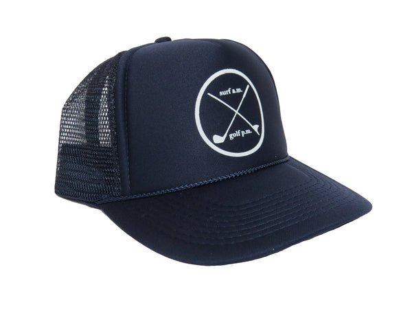 Surf A.M. / Golf P.M. Trucker