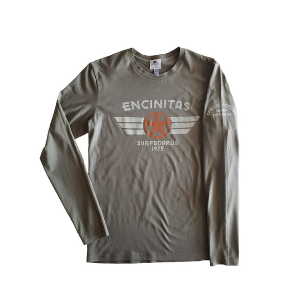 Recon Long Sleeve Crew