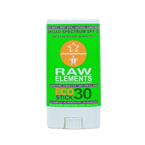 Raw Elements SPF 30+ Face Stick