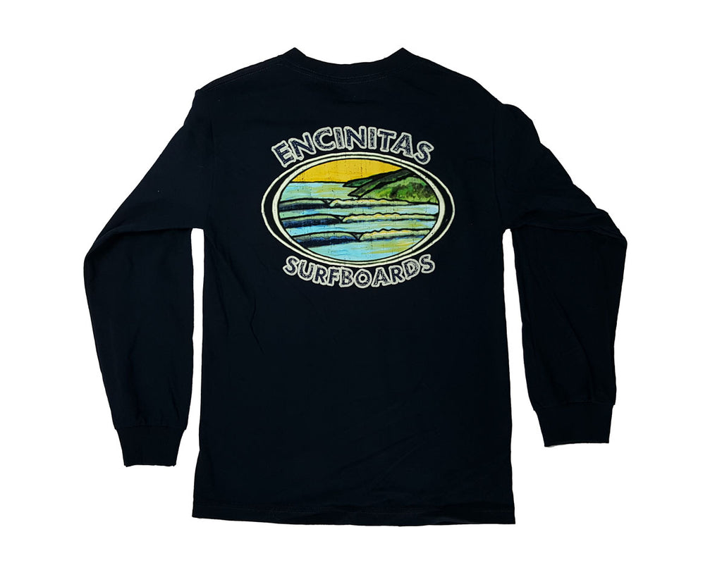 Sunset Lineup Long Sleeve