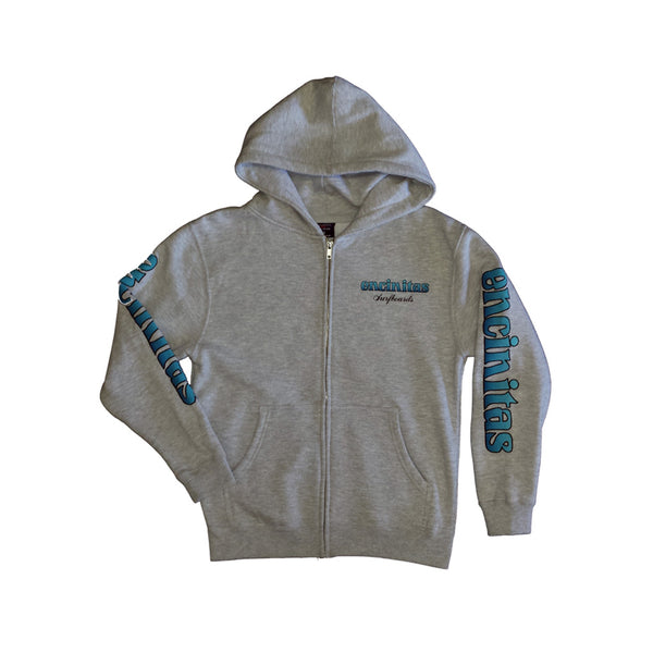 Youth Zip Icon Hoody