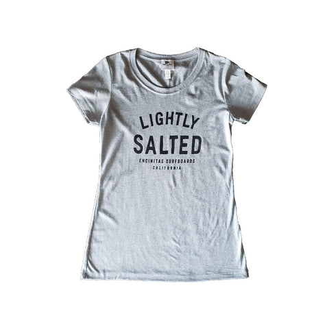 Lightly Salted Crew Tee