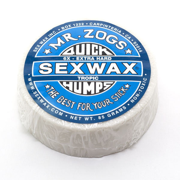 Sex Wax Quick Humps