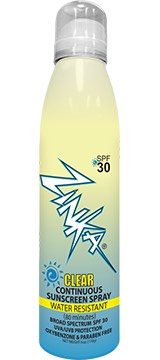 Zinka SPF 30 Sunscreen Spray