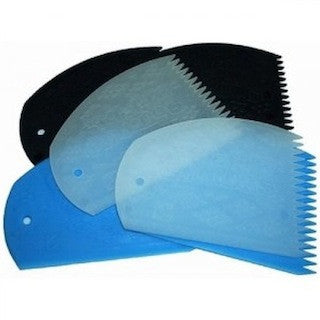 Sticky Bumps Wax Comb