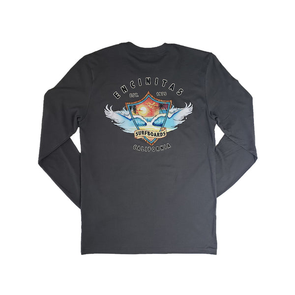 Wing Wave Long Sleeve