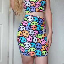 Load image into Gallery viewer, Smiler Bodycon Skirt