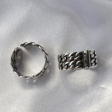 Load image into Gallery viewer, Lauren Thick Adjustable Ring