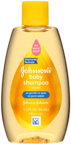 Johnson's Baby Shampoo, Travel Size