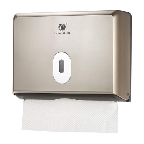 Wall-Mounted Paper Towels Dispenser
