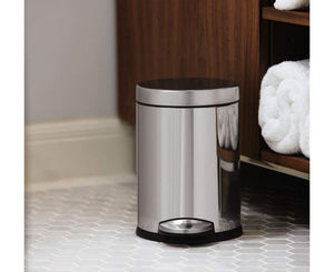 Stainless Steel Step Can