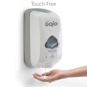 Touch-Free Soap Dispenser
