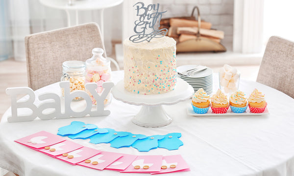 Getting Closer to the Party Gender Reveal Ideas