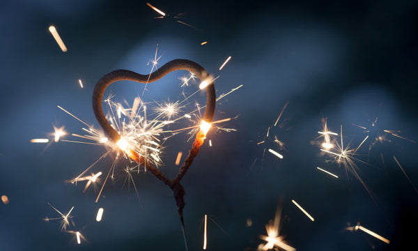 What Are Heart Sparklers