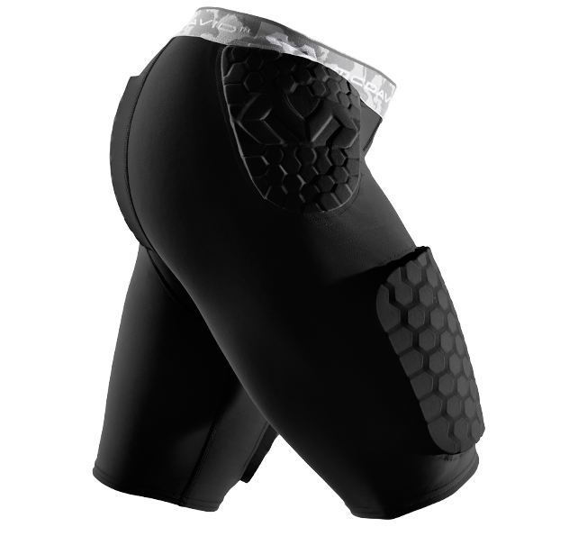HEX® Dual-Density Thudd Short