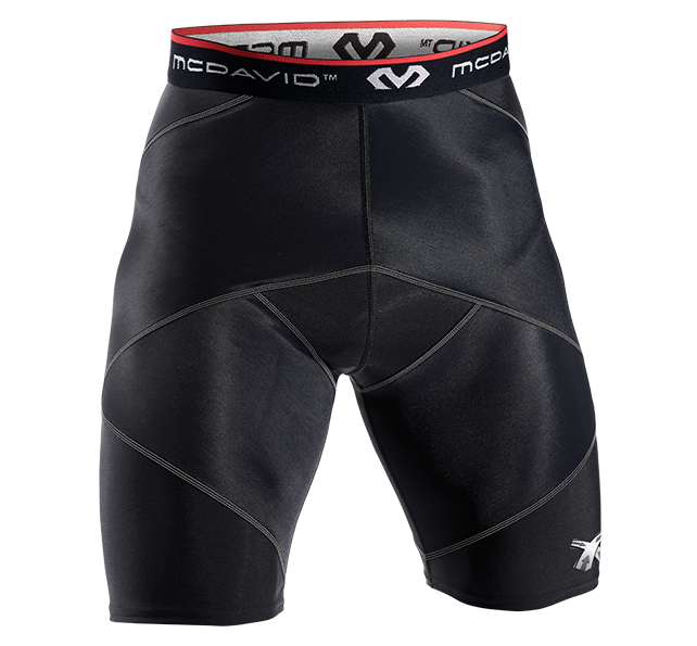 Cross Compression Short w/Hip Spica