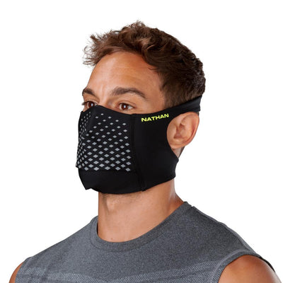 Reflective Run Safe Face Mask