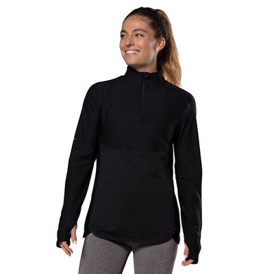 Women's Tempo 1/4 Long Sleeve Shirt