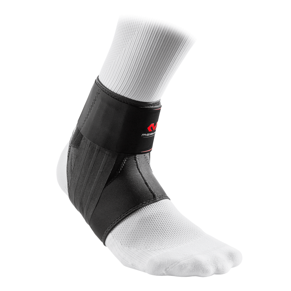 McDavid Phantom Ankle Brace 4303 - Brace on Model
