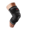 ELITE Engineered Elastic™ Knee Brace w/ Dual Wrap & Hinges